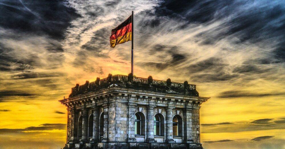 Bundestag identità tedesca